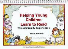 Helping Young Children Learn to Read by Helen Bromley (Spiral bound, 2004)