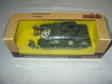 SOLIDO DESTROYER M10 CHAR MILITAIRE US 1/50 BOITE