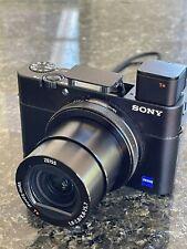 Sony Rx100v Cyber-shot