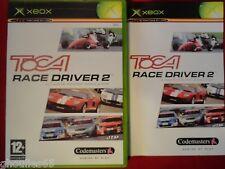 TOCA RACE DRIVER 2 XBOX TOCA RACE DRIVER 2 XBOX XBOX 360