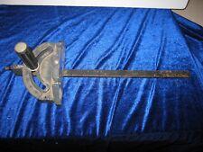 Craftsman Table Saw miter gauge Table Slot 3/4