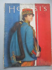 HEARST'S MAGAZINE October 1917  great cover ads VINTAGE