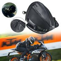Sport Luggage Rear Seat Rider Bag Tail Helmet Pack Motorcycle Motorbike Scooter