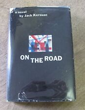 ON THE ROAD -   Jack Kerouac  -1st/2nd printing stated 1957 HCDJ - $3.95 -  NF