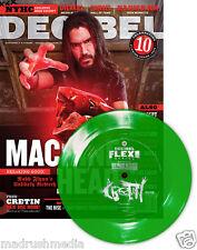 Decibel Magazine # 122 December 2014 Machine Head / Samael HOF / Cretin FLEXI