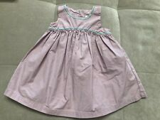 Hanna Andersson 80 Or 1-2 Years Purple Dress Baby Girl