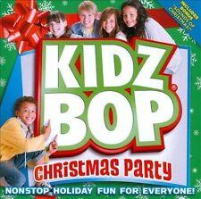 Kidz Bop Kids - Kidz Bop Christmas Party [New CD] Free Shipping