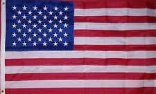 New listing Quality 3'x5' Wind Resistant American Flag Made In The Usa For Home Or Business