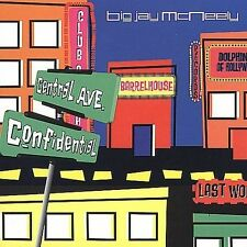 """Big Jay McNeely """"Central Avenue Confidential"""" SEALED cd"""
