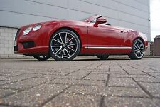 "21"" Bentley GT / GTC SSR Polished alloy wheels and tyres"