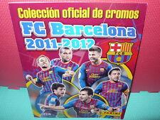 FC BARCELONA -  BARCELONA - 2011-2012 - ALBUM CROMOS - completo