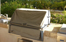 BBQ Built-in grill Cover up to 33""