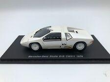 Spark S2232 Mercedes-Benz B+B Buchmann CW311 Studie 1978 1/43