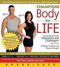 Champions Body-for-LIFE CD - Good - Carey, Art - Audio CD