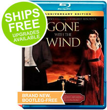 Gone With the Wind (Blu-ray, 2010, 70th Anniversary Edition) NEW, Sealed