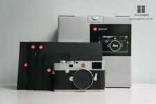 Brand New Leica M10 - Silver Chrome Rangefinder Camera (20001) / Leica M