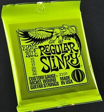 Ernie Ball Regular Slinky10-46 2221 Electric Guitar Strings