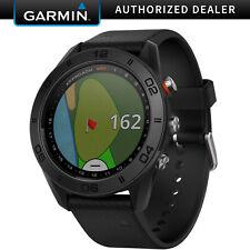 Reloj Garmin Approach S60 Golf Negro Con Banda Negra