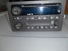 GM Radio AM/FM/ CD & MP3 Chevy Colorado 2605-2011 GMC Canyon 28008720