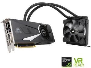 NA MSI GeForce GTX 1080 DirectX 12 GTX 1080 SEA HAWK X 8GB 256-Bit GDDR5X