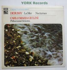 SXLP 30146-DEBUSSY-LA MER/NOCTURNES GIULINI Philharmonia-EX LP record