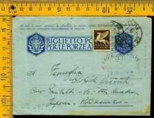 Regno WW2 franchigia posta militare 22 x Porto Maurizio Imperia  lj 675