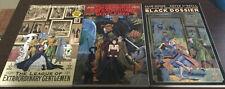 League of Extraordinary Gentlemen 3 Book Set Alan Moore 3D Comic