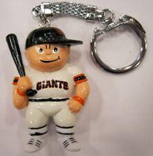 San Francisco Giants MLB Baseball Little Brat Key Ring by JF Sports