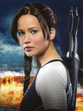 Jennifer Lawrence autographed 8x10 photo Katniss From Hunger Games