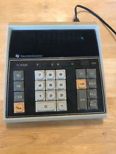Vintage Texas Instruments Ti-5100 Electronic Desktop Calculator Green Led Tested