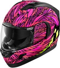 Icon Alliance GT Bird Strike Unisex Motorcycle Riding Street Racing Helmet