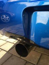 2003-2007 HT Autos Subaru Impreza/WRX/STI carbon effect exhaust trim.- HT Autos
