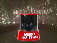 Natale a LED Cambia Colore Natale Star Master Proiettore Lampada Notturna Luce