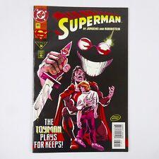 DC Comics Superman #84 TOYS 1993