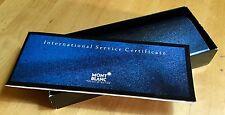 MONTBLANC MONT BLANC Box 3x Pens Starwalker Meisterstuck Boheme EDGAR ALLAN POE
