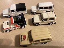 Geländewagen 1:87 , Mitsubishi, LandRover, Amphi-Ranger