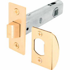 Prime-Line Brass Mortise Latch Bolt For Use on Old Style Passage Door Locksets