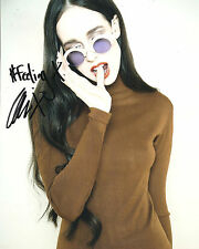 ALLIE X SIGNED 8x10 PHOTO EXACT PROOF CATCH ALEXANDRA ASHLEY HUGHES 2