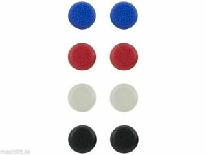 8 x Pro Grips Thumb Stick Covers Grips Caps For Xbox ONE 360 Controller Gamepad