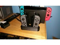 Nintendo Switch Joycon controller stand