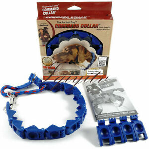 Don Sullivan Perfect Dog Command Collar Training Pets Prong Choke w/ DVD USA