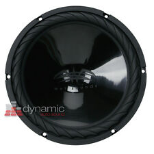 "Wet Sounds SS-10B-S4 Marine Audio 10"" Single 4 ohm Boat Subwoofer Sub 500 Watts"