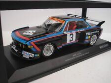 1 18 Minichamps BMW 3.5 CSL #3 6h Silverstone 1976 Fierlant/grohs