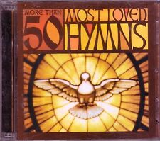 Most Loved Hymns 2CD Classic Great IT IS WELL BATTLE HYMN REPUBLIC JUST AS I AM