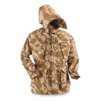 Original British army military combat Desert jacket parka smock windproof NEW