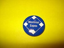 Montreal Expos Pin-1984 Crane potato chips