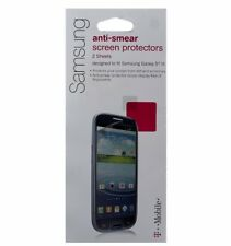 NEW T-Mobile Anti-Smear Screen Protectors for the Samsung Galaxy S3 III