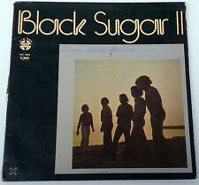 BLACK SUGAR 2ND VERY RARE LATIN JAZZ FUNK FUSION SOUL LP FROM PERU EX-