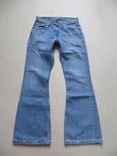 Levi's® 516 Schlag Jeans Hose, W 29 /L 32 Flared Vintage Denim, Authentic Used !