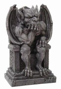 Gargoyle on Throne Statue